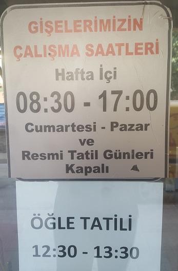 Photo of PTT Çalışma Saatleri